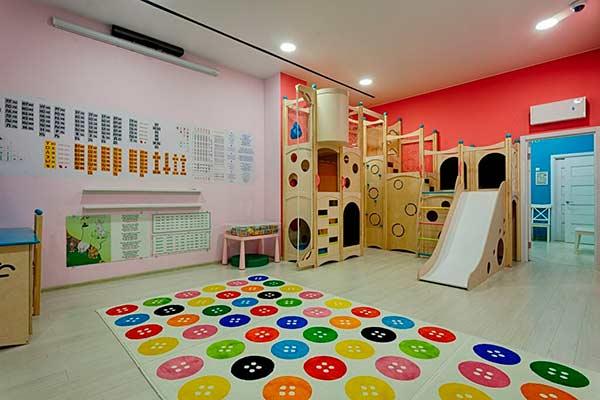 Детский развивающийся центр